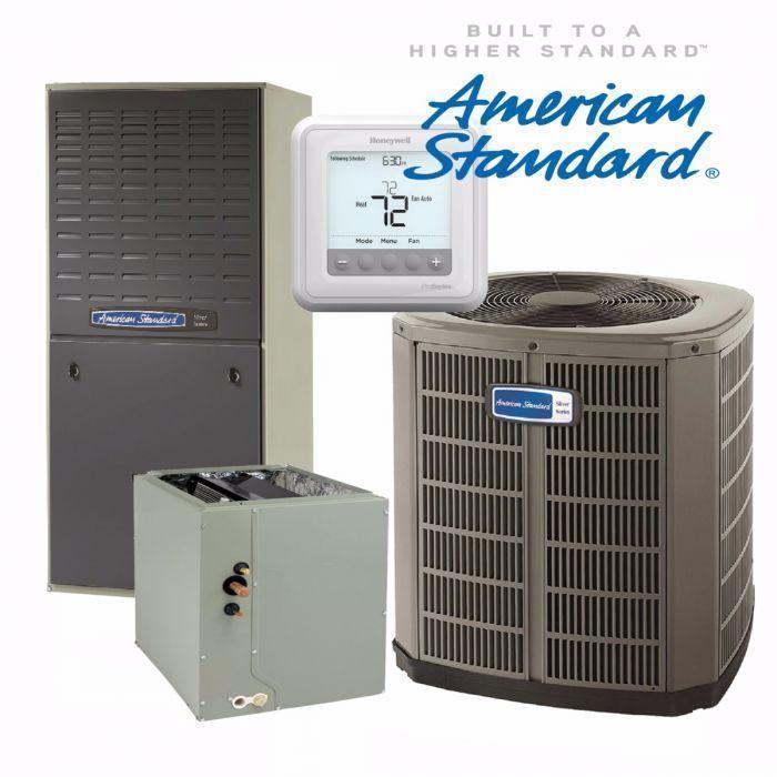 American Standard | Blue Cloud AC Repair