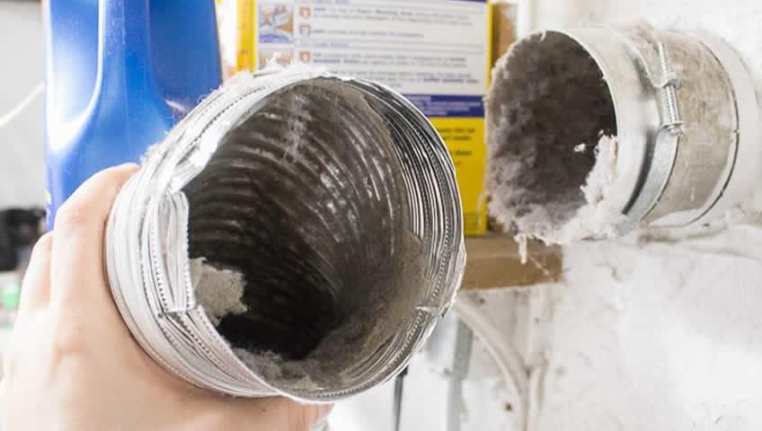 Dryer Vent Cleaning | Blue Cloud AC Repair