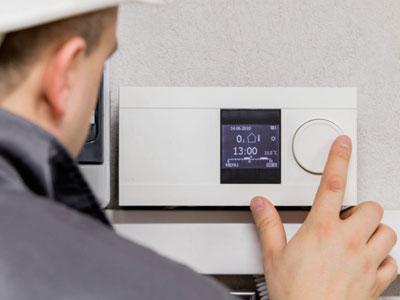 Thermostat Installation | Blue Cloud AC Repair