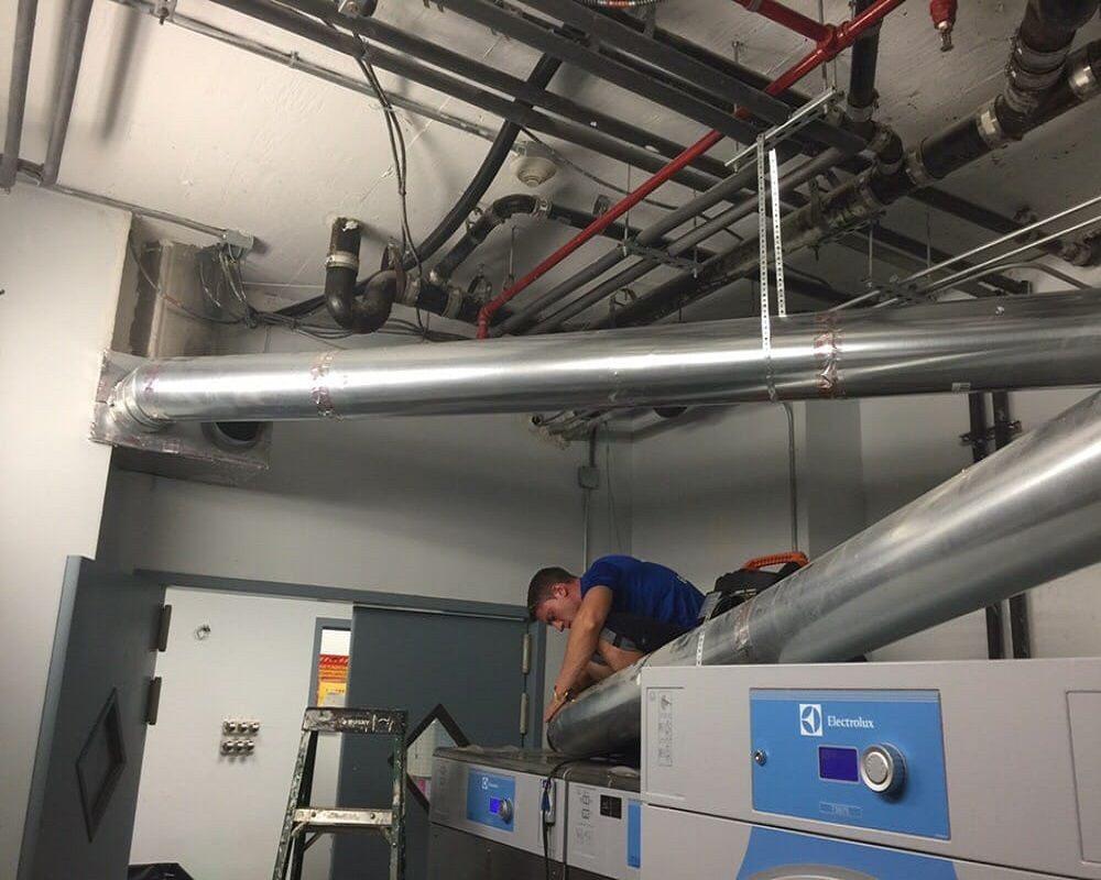 Air Duct Repair | Blue Cloud AC Repair