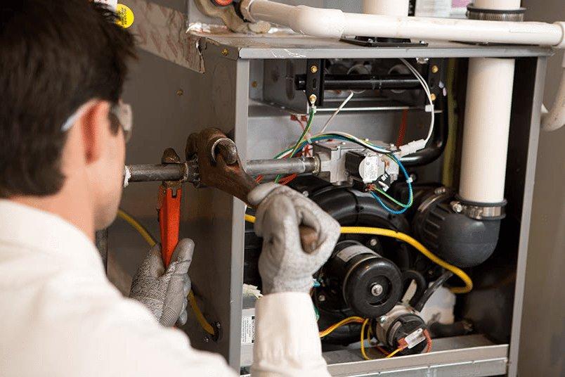Furnace Repair   Blue Cloud AC Repair